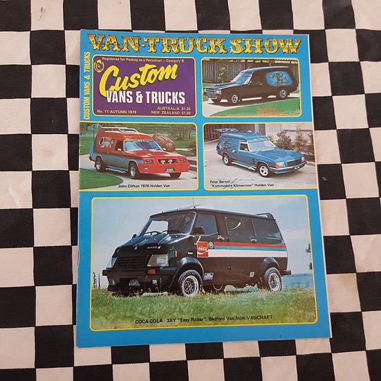 Custom Vans & Trucks Magazine #11