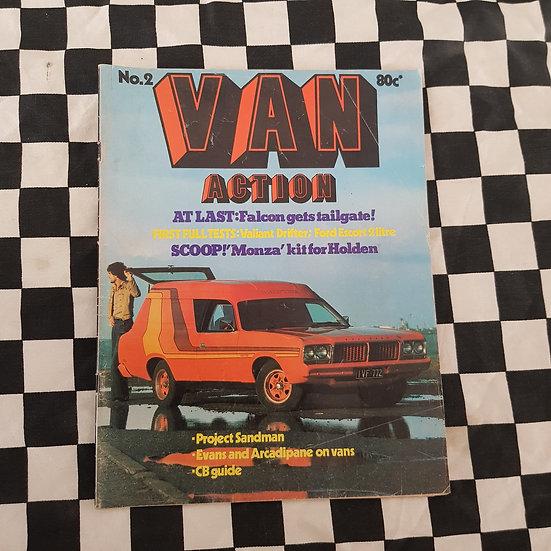 Van Action #2 VHTF
