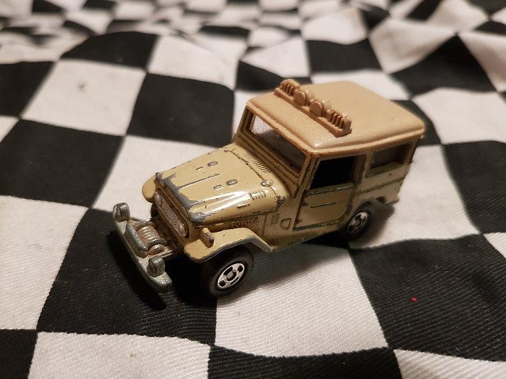 Vintage Tomica Land Cruiser VHTF Play worn