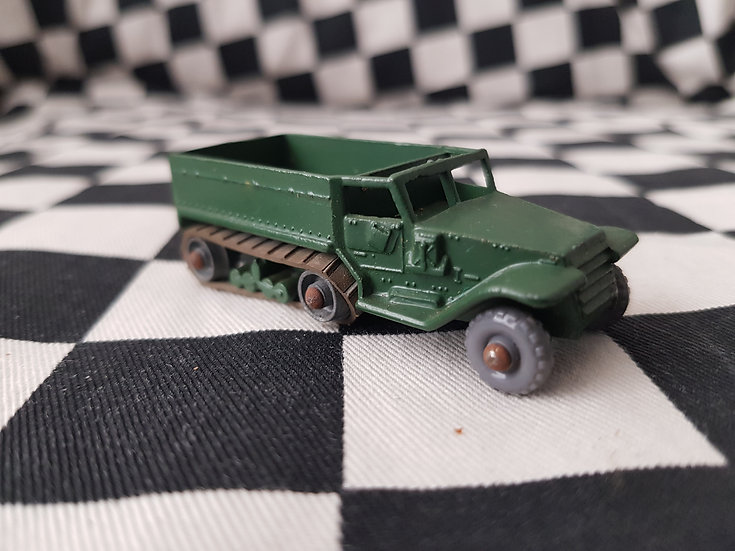 Lesney Personnel Carrier Army Truck