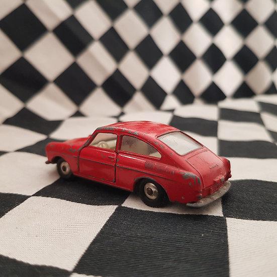Vintage Lesney Volkswagen 1600 TL Red Loose
