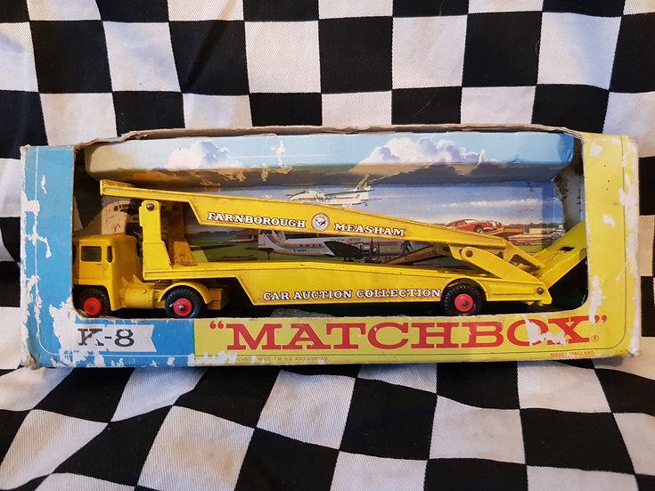 Matchbox K8 King Size Car Transporter