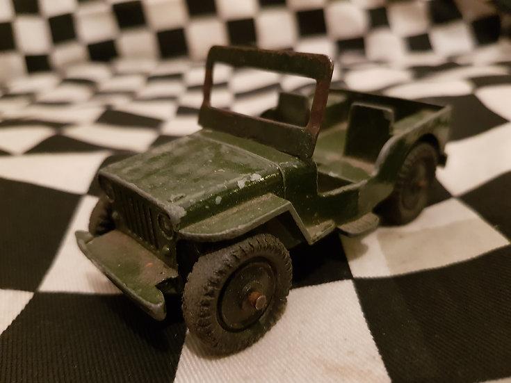 Vintage Loose Lone Star Army Jeep