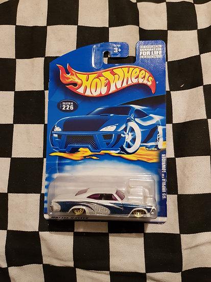 Hot Wheels 2001 '65 Chevy Impala Lowrider