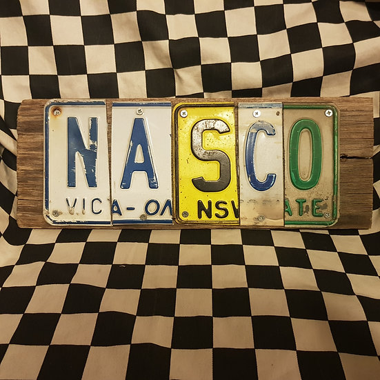 Nasco Mancave Sign