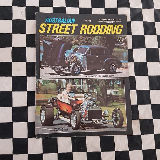Australian Street Rodding #9 April 1979
