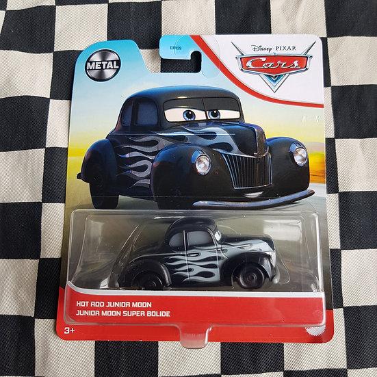 Disney Pixar Cars Metal Series Hot Rod Junior Moon 40 Ford Coupe