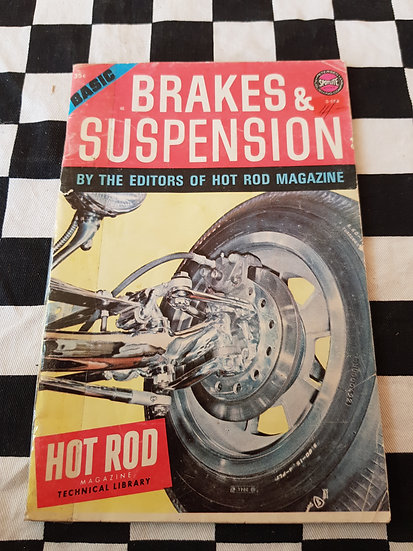(LITTLE PAGES) BRAKES & SUSPENSION Hotrod Magazine Technical Library