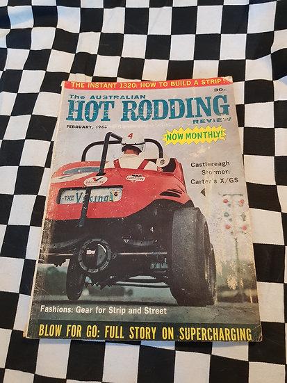 Australian Hot Rodding Review  February 1966