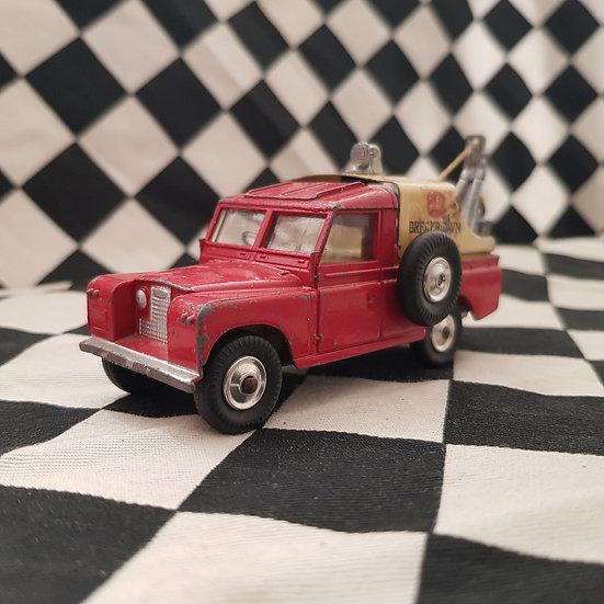 Vintage Corgi Land Rover Breakdown Service