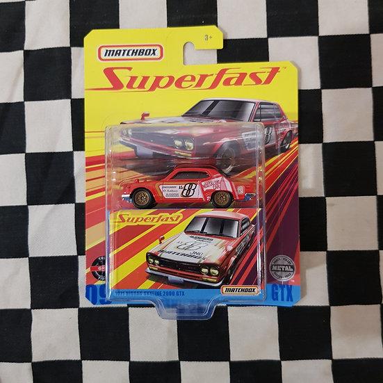 Matchbox Superfast 1971 Nissan Skyline 2000 GTX