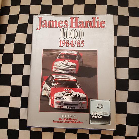 James Hardie 1000 1984/85 Bill Tuckey Bathurst Book