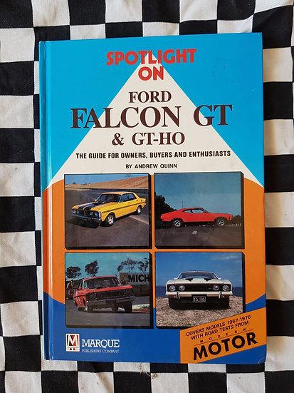 Spotlight on FORD FALCON GT & GT-HO