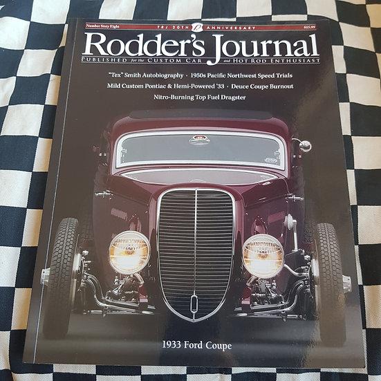 The Rodders Journal #68