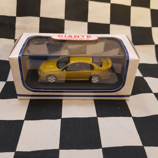 Biante 1:64 Ford Ba Falcon XR8 Acid Rush
