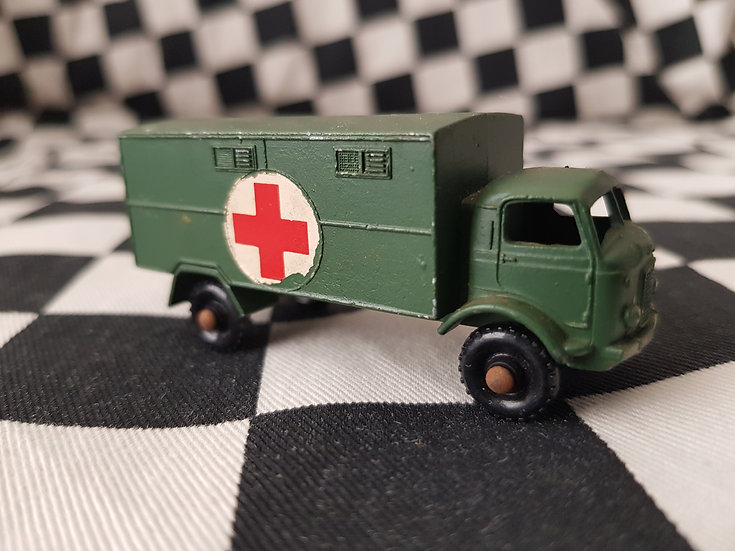 Lesney Ford 3 Ton 4x4 Service Ambulance Army Loose
