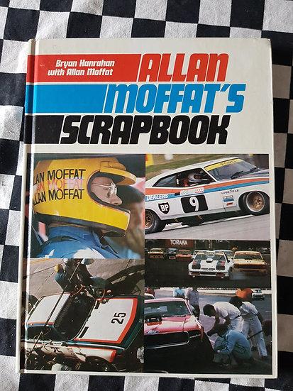 Allan Moffat's Scrapbook 1978 Book Biography Falcon Gt Bathurst