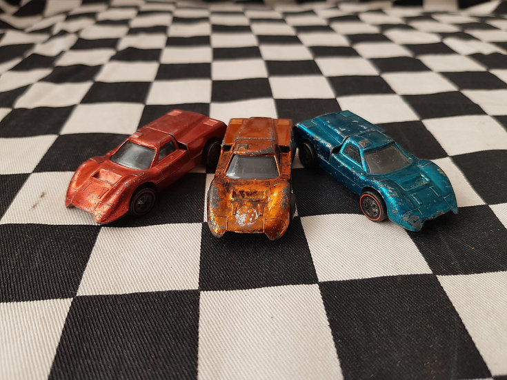Hot Wheels Redline Ford J Car Choice of 3 From