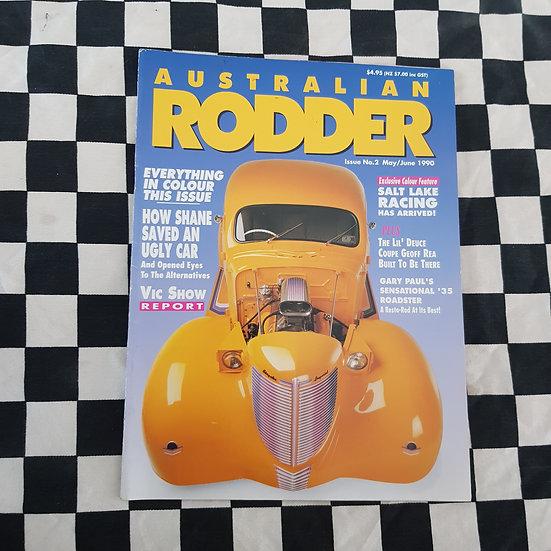 Australian Rodder #2 May June 1990