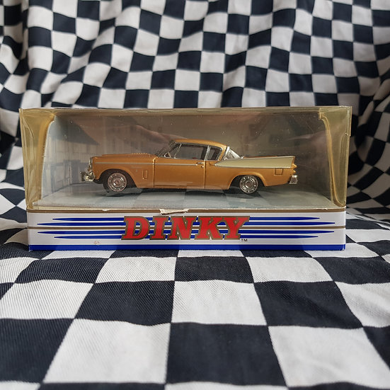 Dinky 1:43 By Matchbox Boxed Studebaker Golden Hawk