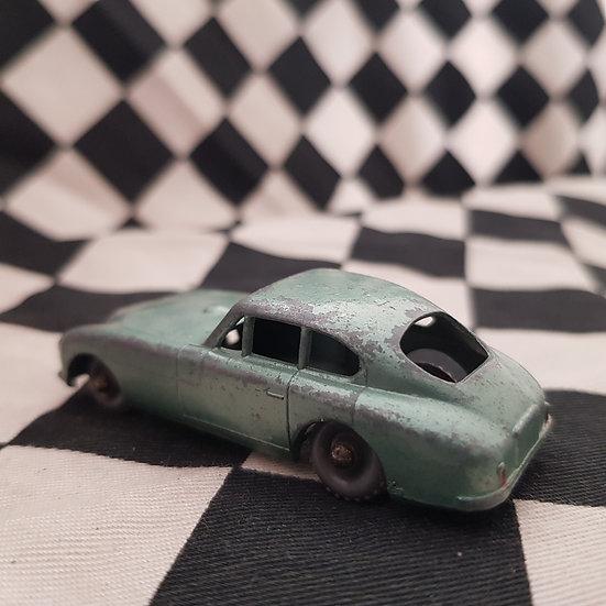 Vintage Lesney Aston Martin Green Grey Wheels