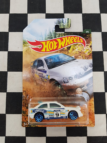 Hot Wheels 2018 Rally Ford Escort