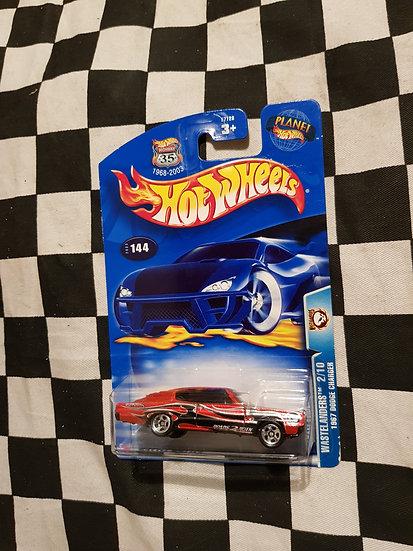 Hot Wheels 2003 Wastelanders 1967 Dodge Charger