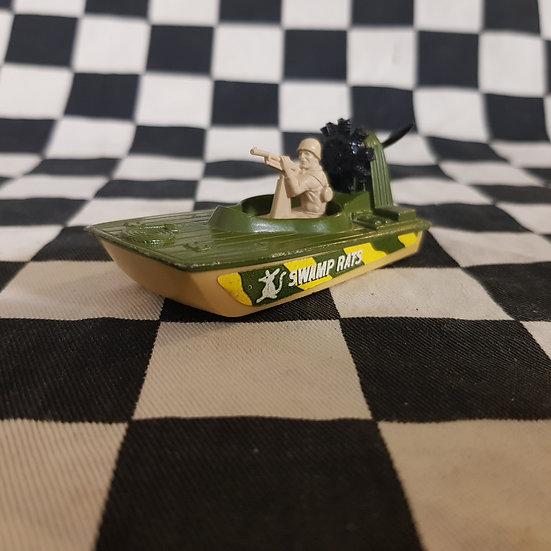 Vintage Loose Matchbox Superfast Swamp Rat Nice!