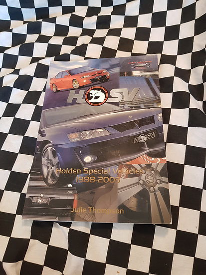HSV Holden Special Vehicles 1988 - 2003 by JulieThomson