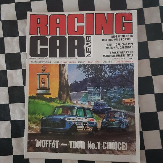 Racing Car News 1/74 Mini Moffat