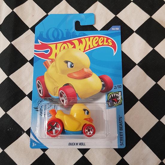 Hot Wheels 2020 Street Beasts Duck N Roll