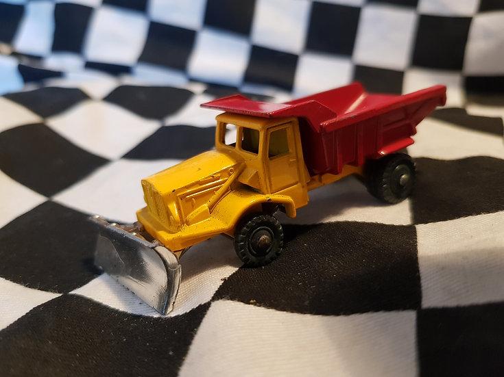 Vintage Husky Bedford Dump Truck Loose