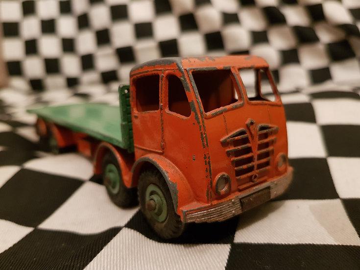 Dinky Supertoys Foden Truck green/orange
