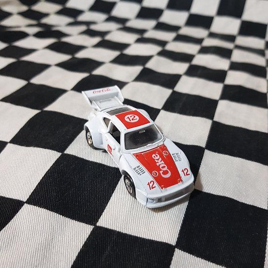 Hartoy Coca Cola Coke Porsche 1988 Loose