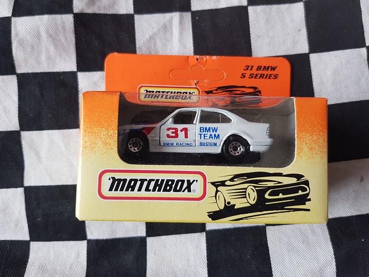 Matchbox Boxed 1993 BMW 5 Series