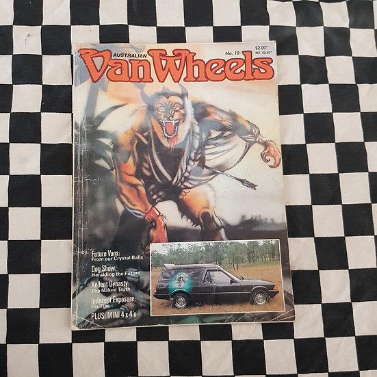 Van Wheels Magazine #10