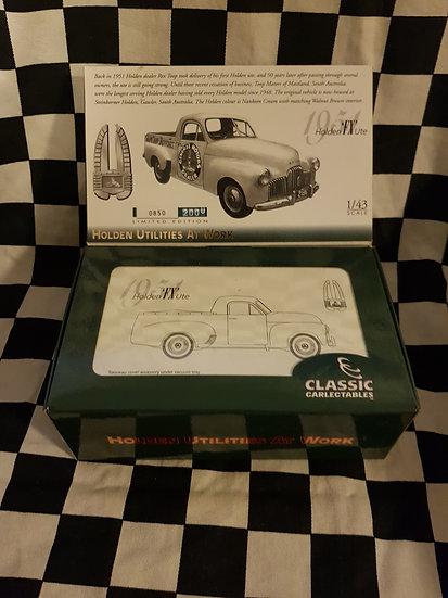 Classic Carlectables  1:43 General Motors Dealer FX Holden Ute