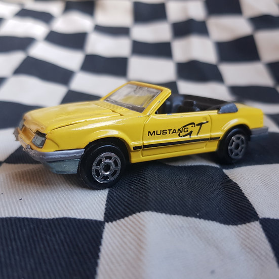 Majorette Loose Ford Mustang Convertible