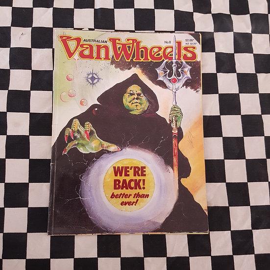 Van Wheels Magazine #8