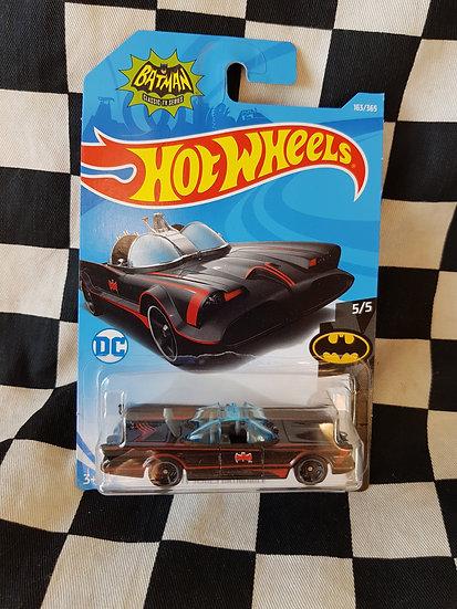 Hot Wheels 2018 Classic TV Series Batmobile