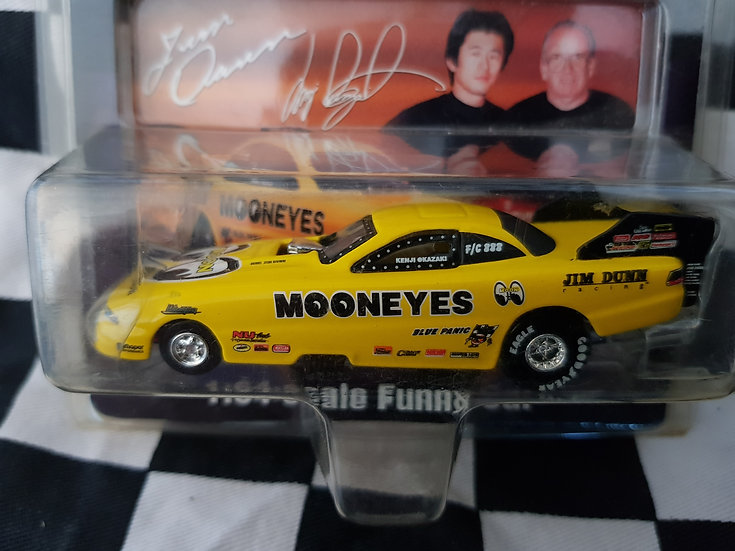 Action Racing Collectables MOONEYES FUNNY CAR limited edition