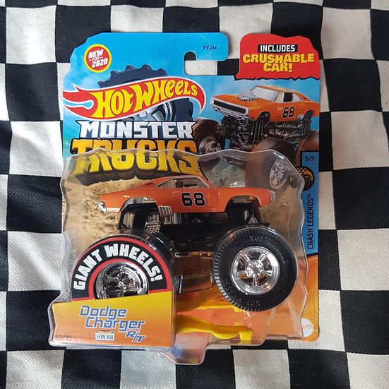 Hot Wheels Monster Trucks Dodge Charger RT