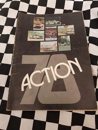ACTION 78 magazine Motor Racing Photos