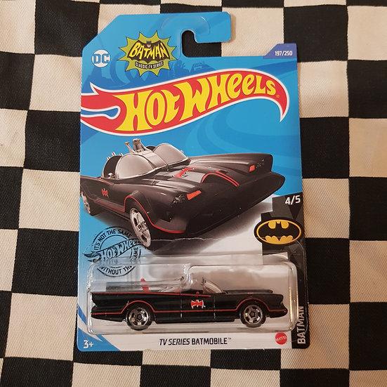 Hot Wheels 2020 Batman Tv Series Batmobile
