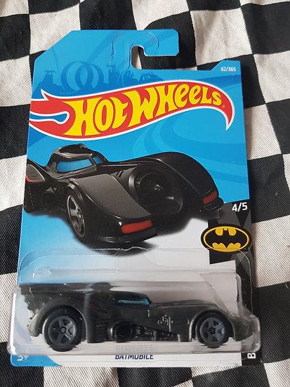 Hot Wheels 2018 Batman Series 4/5 Batmobile