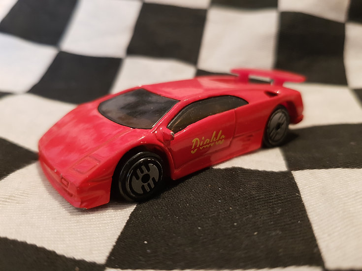 Hot Wheels 1990 Lamborghini Diablo Loose