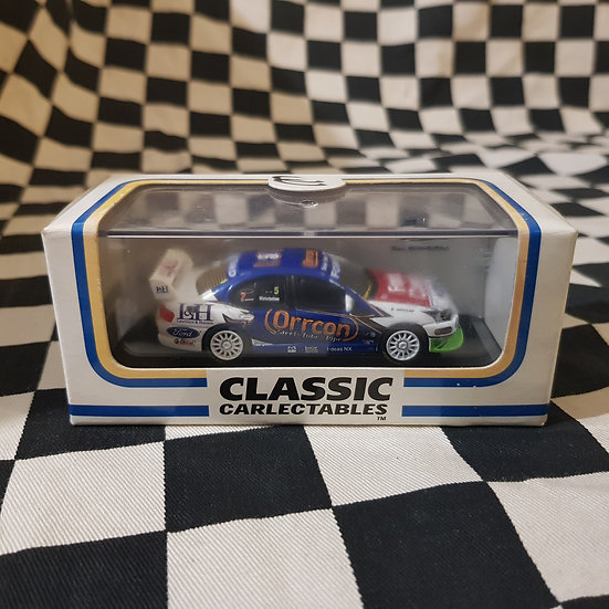 Classic Carlectables 1:64 Mark Winterbottom Ford Performance Racing Falcon