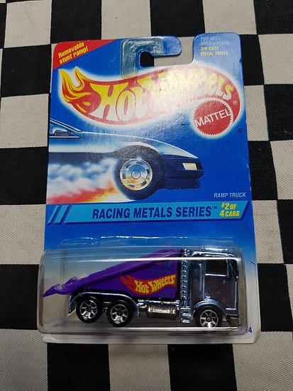 Hot Wheels 1994 Racing Metals Series Ramp Truck