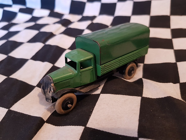 Vintage Dinky Produce Truck Loose