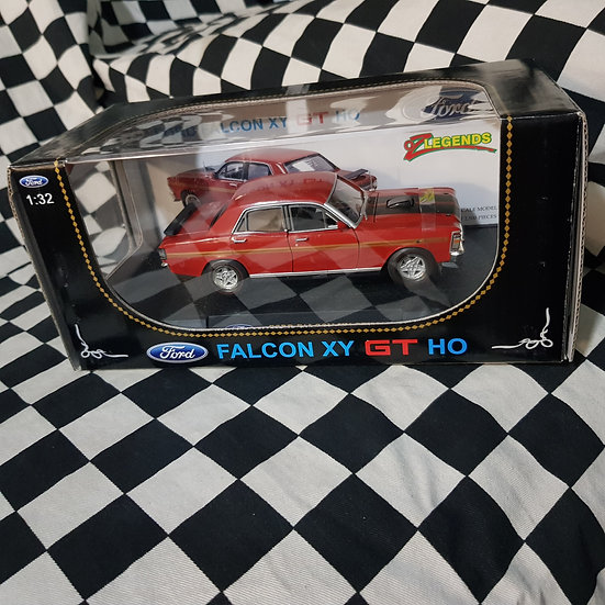 Oz Legends 1:32 Ford Falcon XY GT HO Red